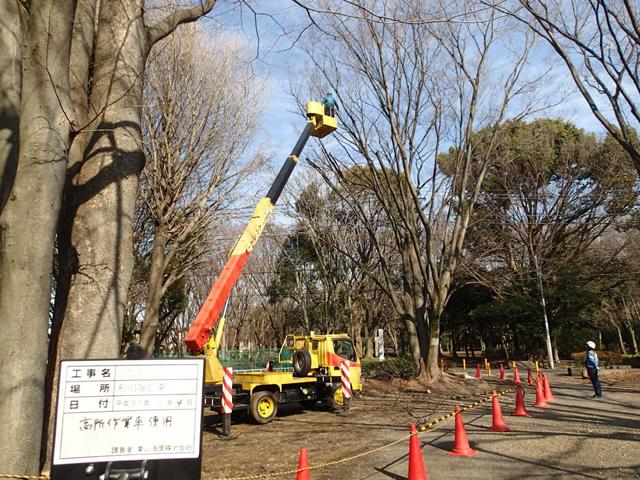 栗山造園 施工事例 平成26年度